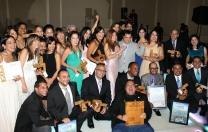 Ganadores del Premio Nacional de Periodistas 2013