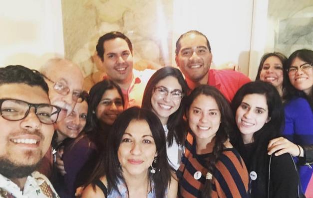 Jóvenes del Buró 2016 rumbo a aventura periodística