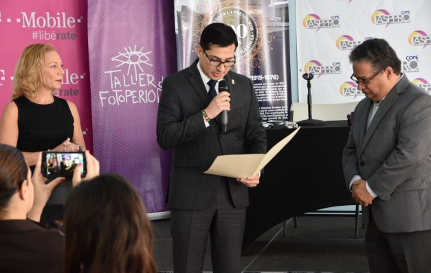 ASPPRO anuncia finalistas – Certamen de periodismo
