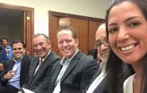 Trasfondo profesional de los candidatos a la gobernación en las elecciones de 2016